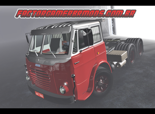 Download Fiat FNM 210 JB Arts directx11  Ets2 V. 1.36.x/1.35.x