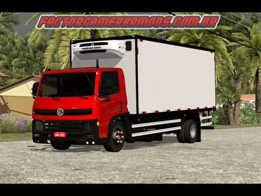 Download VW Novo  Delivery Express para  Ets2 V. 1.36.x