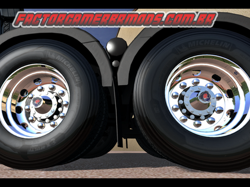 Download Pack de Rodas V3 para Trucks  Pisc Games   Ets2 V. 1.36.x