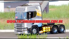Download Scania R & S V5.0 BR Edition Qualificada para Ets2 V. 1.42.x