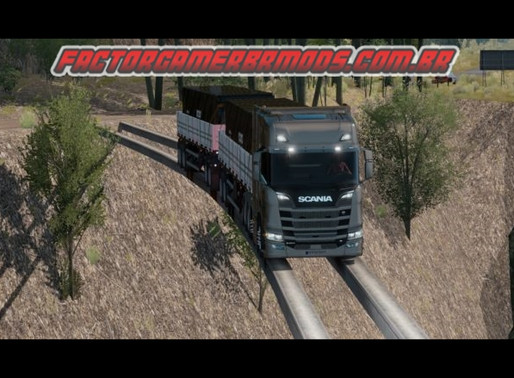 Download Mapa No limite Ets2 V.1.35.x