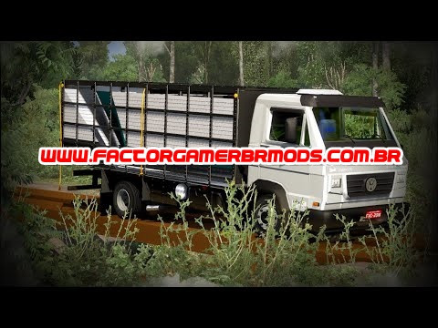 Download Volkswagen Delivery 9-150 Boiadeiro Ets2 1.38.x