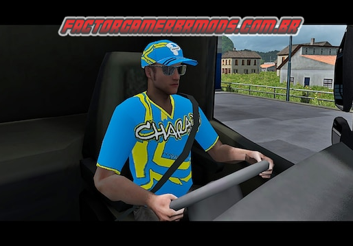 Download Motorista Charada Films Performance Edition para Ets2 V.1.36.x