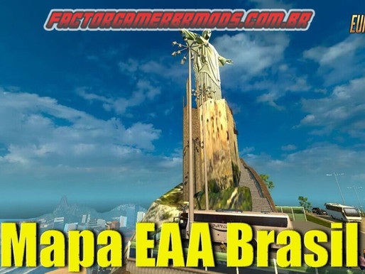 Download Fix  para jogar Mapa  EAA V5.4 no  Ets2 V.1.37.x