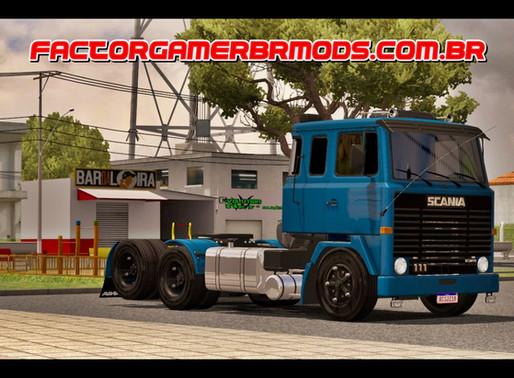 Download Scania LK BR Qualificada para Ets2 V. 1.37.x