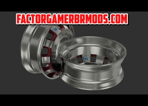 Download Pack de Rodas para Truck e Reboques para Ets2 V. 1.36.X e 1.37.x
