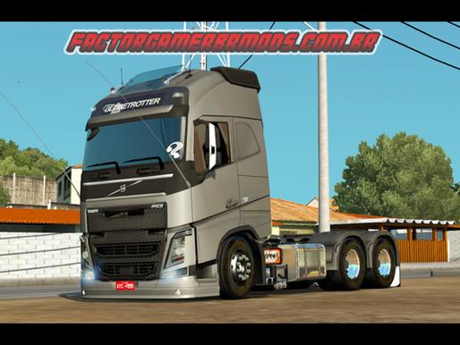 Download Volvo  FH16 Qualificado para Ets2 V.1.36.x