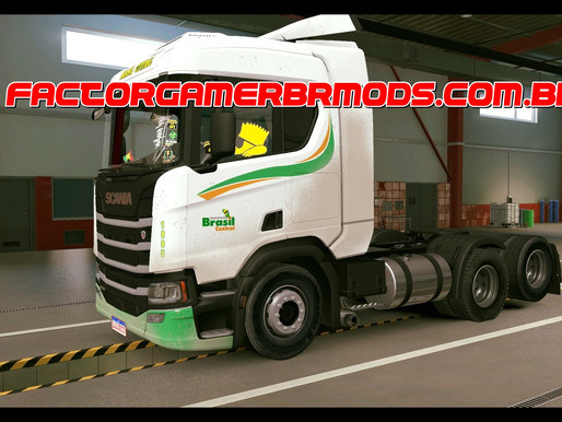 Download  Pack de Skins para Scania NTG para Ets2 V.1.38.X
