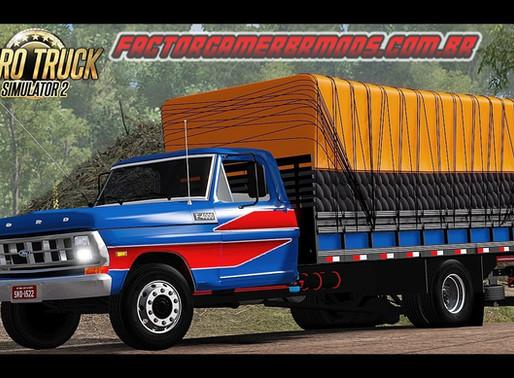 Download Ford F-4000 para Ets2 V. 1.36.x