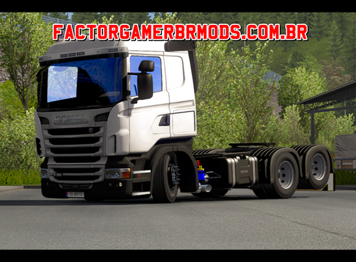 Download Scania Edit V.2.5 Para Ets2 V.1.37.X By Wanderson Portes
