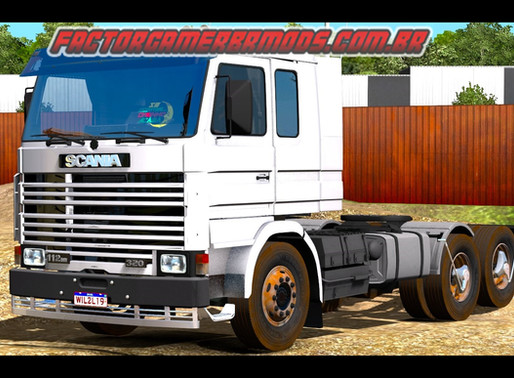 Download Scania 112w Frontal  para Ets2 V. 1.37.x