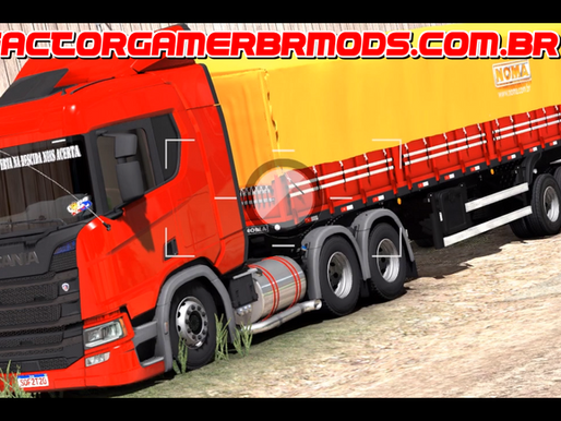 Download Conjunto Scania NTG + Granel Noma para Ets2 1.38.x