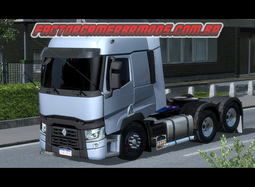 DOWNLOAD RENAULT RANGE T BR EDIT Directx9 ETS2 V.135.x.x.x