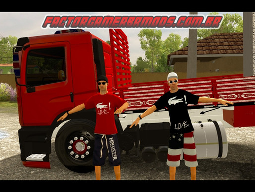 Download Contellation 6x2 Arqueado para  Ets2 V. 1.36.x