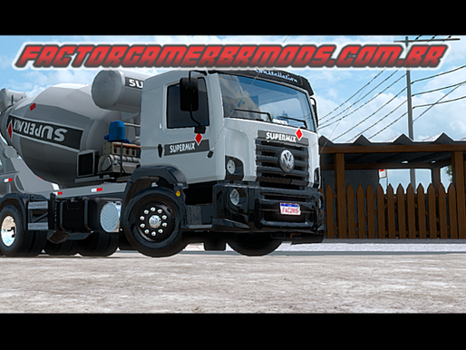Download Vw Constellation Betorneira Truck e Bitruck Ets2 V. 1.35.x