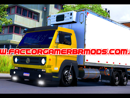 Download Volkswagen Delivery 8-160 Camara Fria Trucado e Toco Ets2 1.39.x