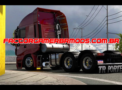 Download Iveco Hi-Way V1.5  by Wanderson Portes para  Ets2 V1.38.x
