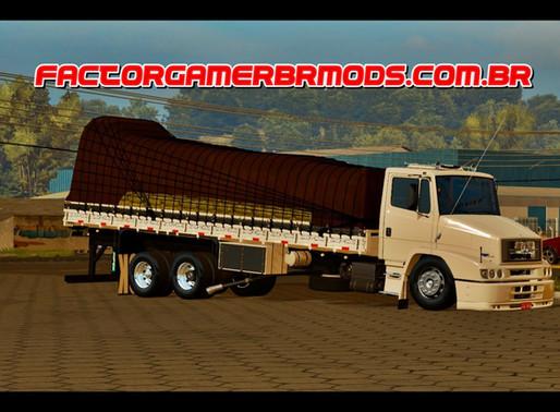 Download Mercedes 1620 Carroceria e Boiadeiro para Ets2 V. 1.37.x