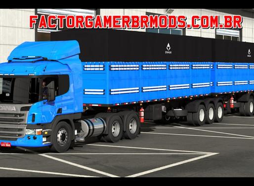 Download Scania P310 by  Lucas Santana para Ets2 V. 1.38.x