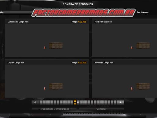 Download Carga  Invisível Compravél  para Ets2 V. 1.36.x,   1.35.x e 1.34.x