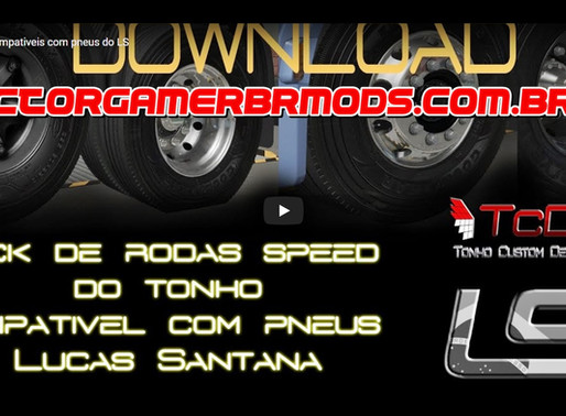 Download Pack de Rodas Speed do Tonho Nunes Para V.1.38.X