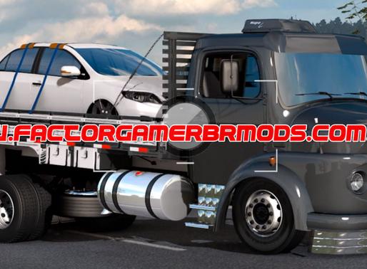 Download Mercedes 1313 Toco Carroceria e Baú para  Ets2 V.1.38.x