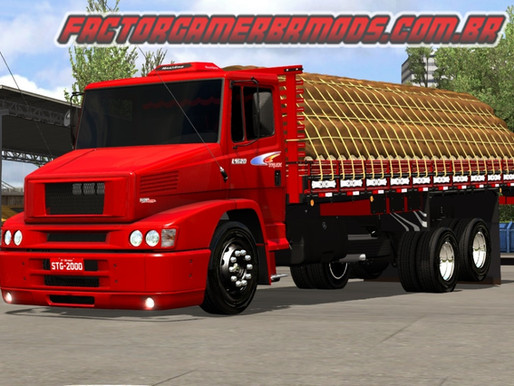Download Mercedes 1620  Qualificado para Ets2 V. 1.36.x