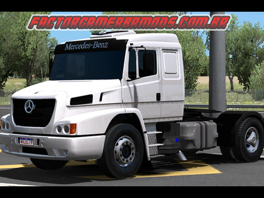 Download Mercedes Benz Atron 1635  para Ets2 V. 1.37.x
