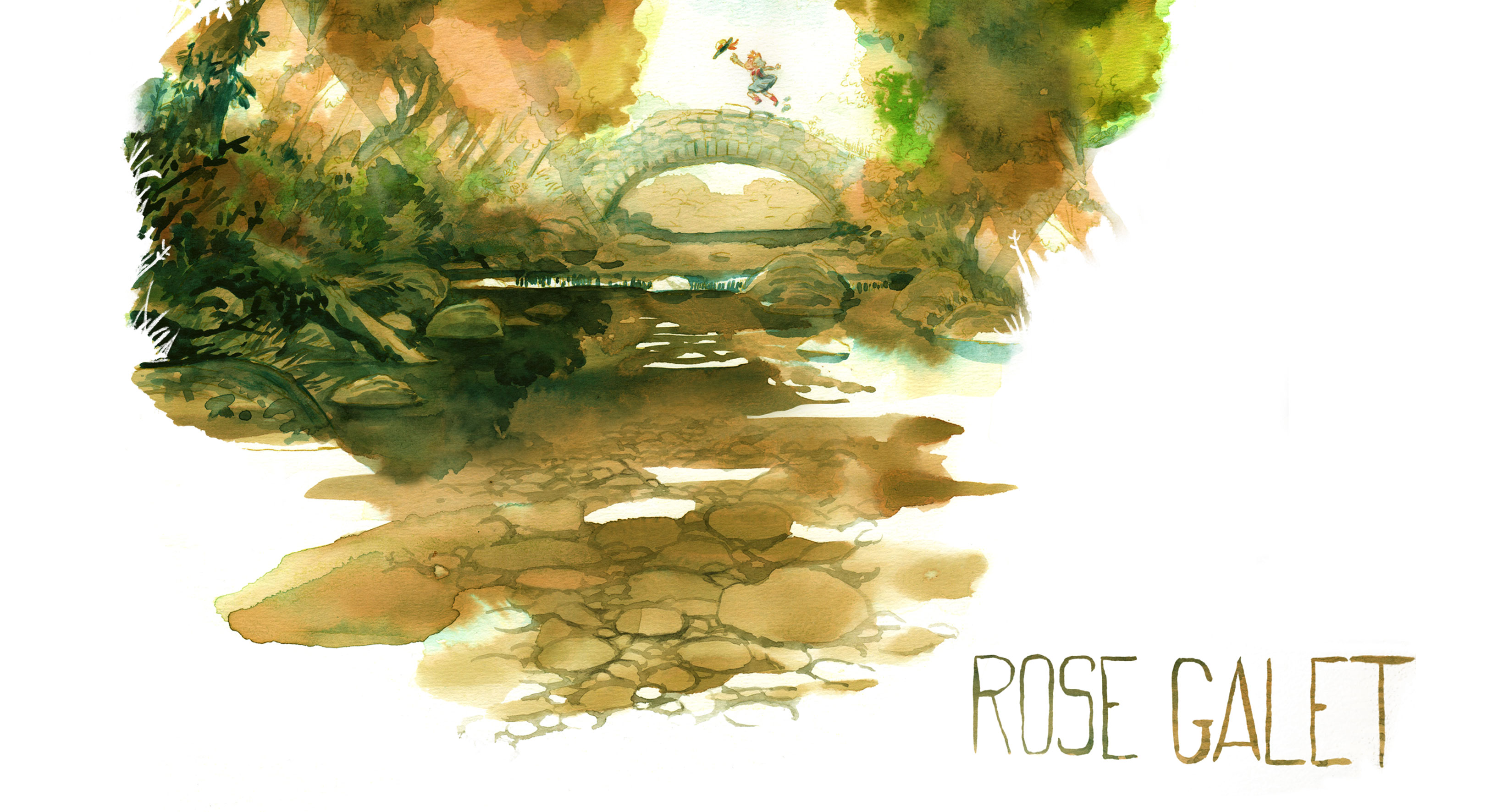 Rose Galet