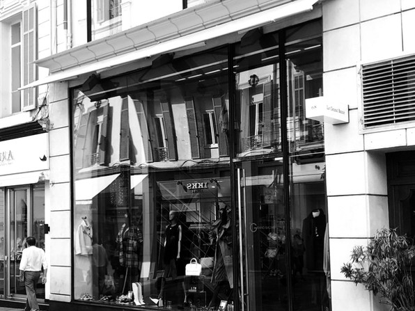 CANNES - 68, rue d'Antibes