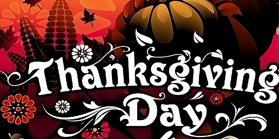 Thanksgiving Day at Simply-Helping Retreats