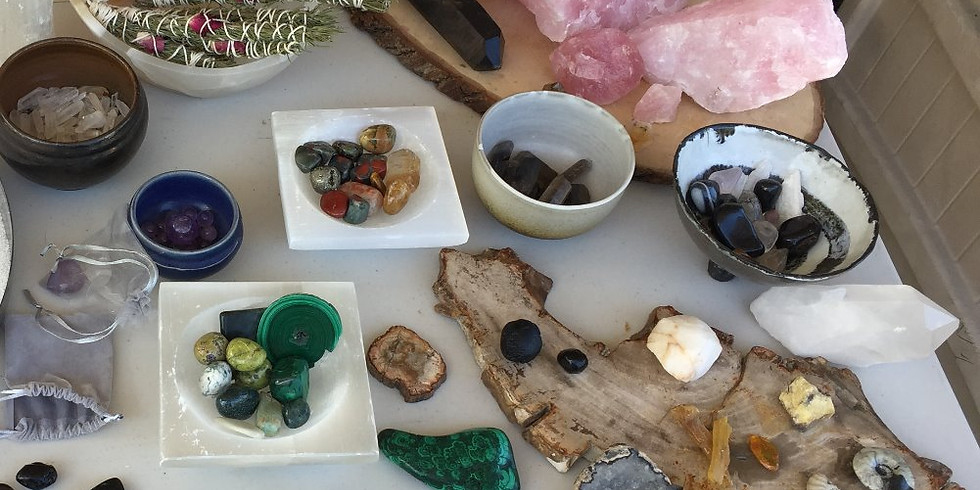 Crystal Class for the Beginner & the Novice