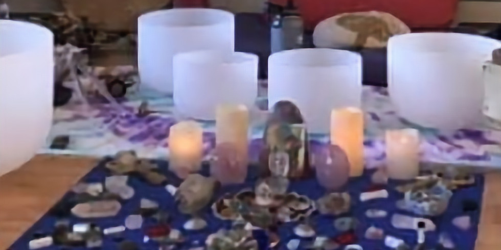 A Sound Healing with Zen Within Academy
