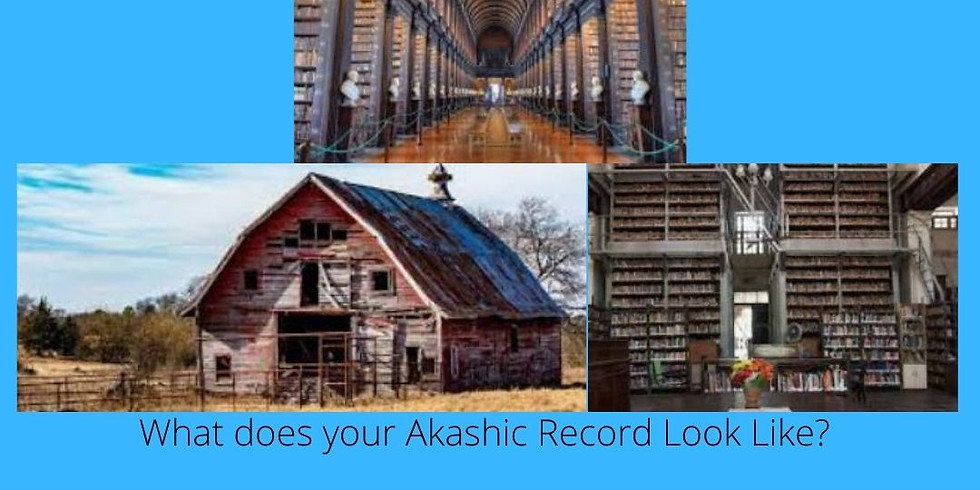 Register Here For All 90 Min Group Akashic Library Clearings