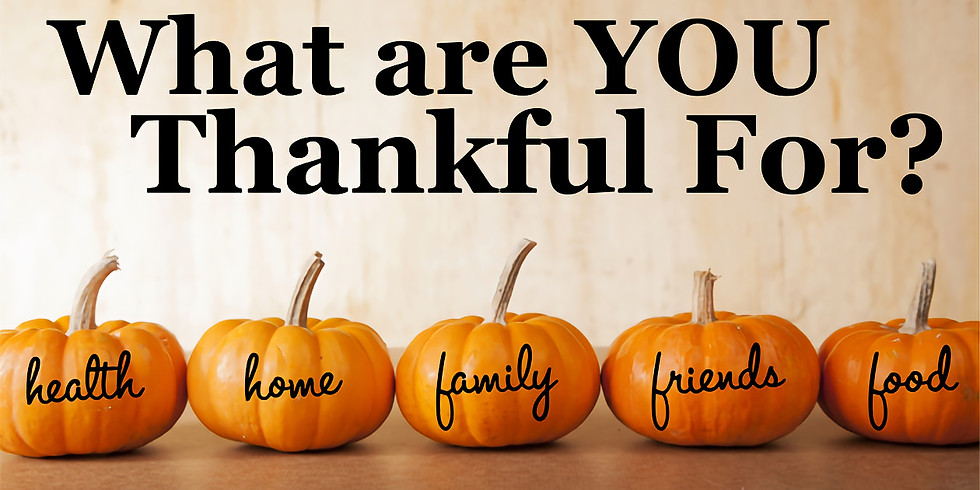 Thanksgiving at Simply-Helping Retreats