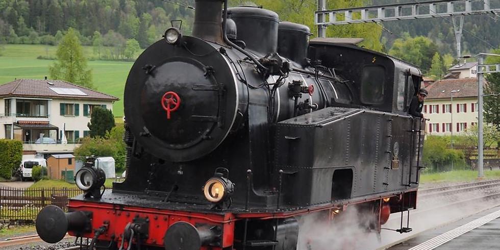 Train Fondue spécial - 12 septembre 2021