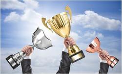 Three Award Cups Held