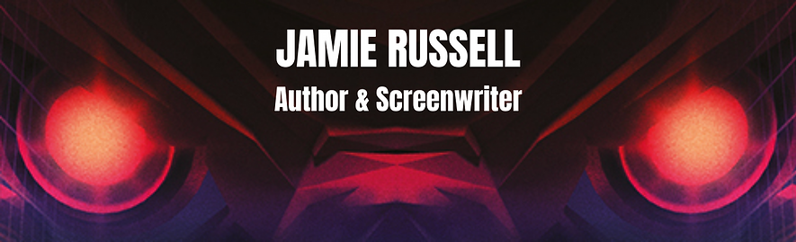 JAMIE RUSSELL Author & Screenwriter BANNERfinal.png