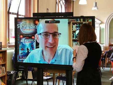 Virtual School Visits