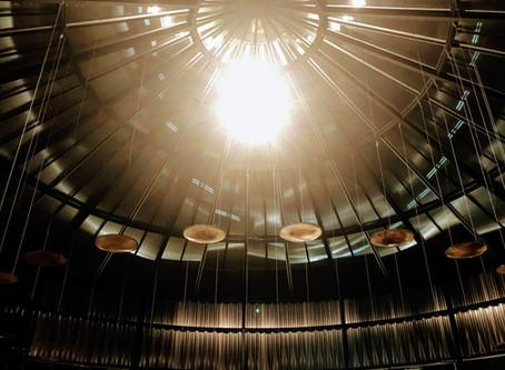 """Vernissage de l'exposition """"Constellation de sols"""", par Anaïs Tondeur"""
