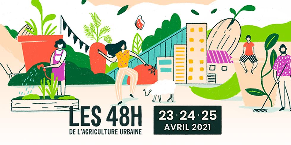 [Festival] Les 48h de l'agriculture urbaine