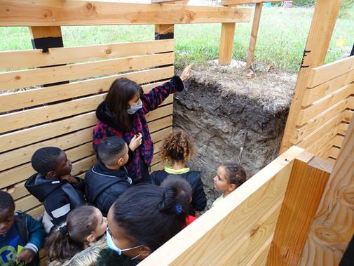 Parcours pédagogique avec la Galerie des sols