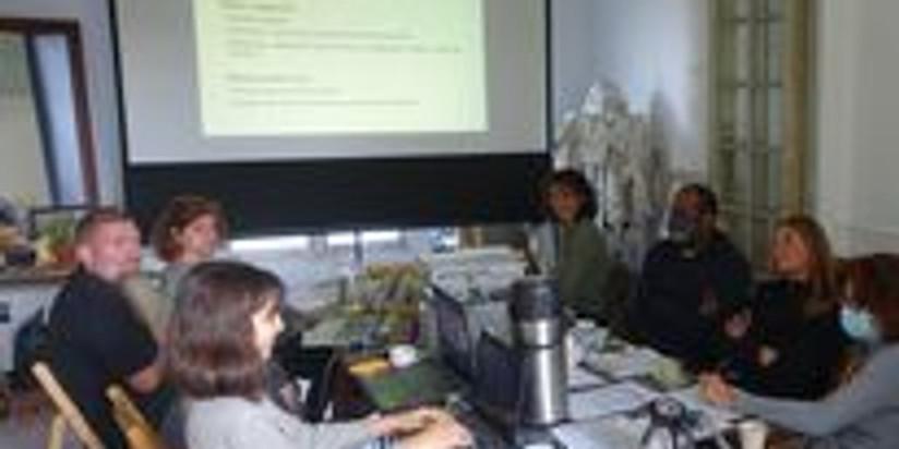 [Séminaire IPAUP] Faire découvrir la démarche de recherche participative