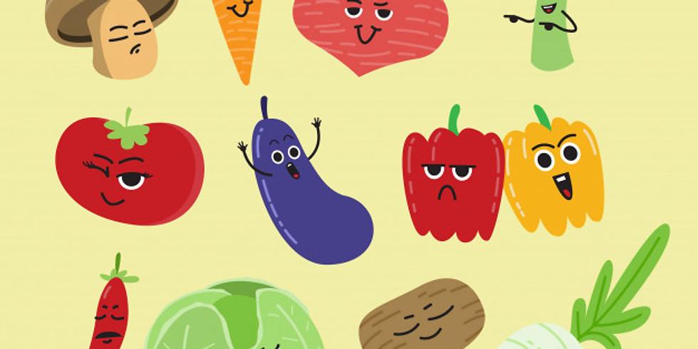Atelier sur l'alimentation : préparation et dégustation de recettes avec fruits et légumes de saison  (1)