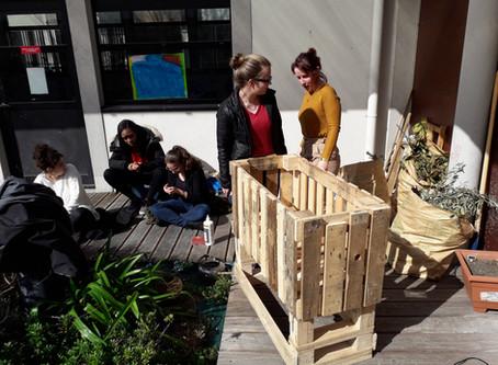 Mobiliser des jeunes en service civique en faveur de la transition écologique