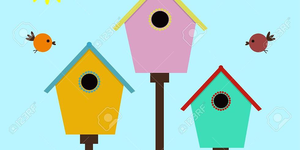 Atelier observation d'animaux et construction d'un nichoir à oiseau