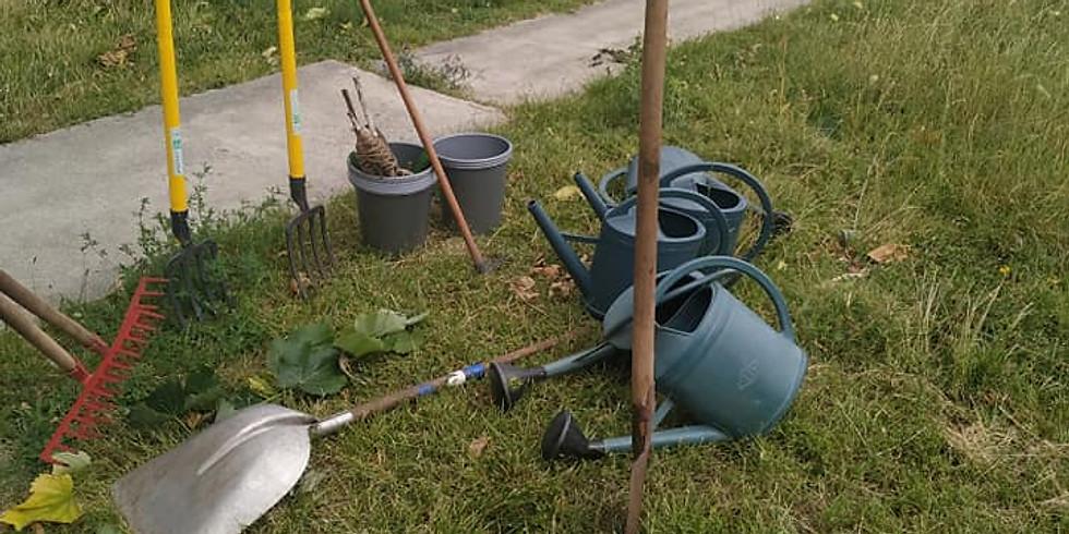 [Atelier jardinage] Participez à l'aménagement du jardin !