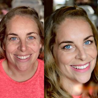 Natural makeup styles