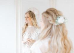 Natural bridal hair and makeup hertfords