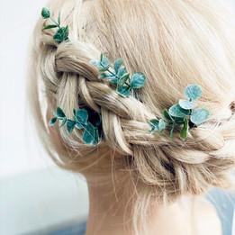 ' Leila' hair pins